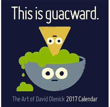 Art of David Olenick 2017 Wall