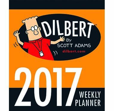 Dilbert Weekly 2017 Planner