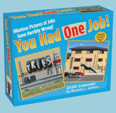 You Had One Job 382x373